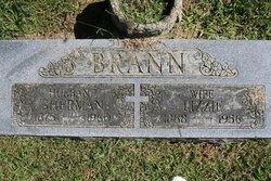 Elizabeth E. Lizzie <i>Wasmer</i> Brann