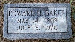 Edward Hiram Baker