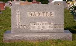 Vernetta D <i>Deckard</i> Baxter