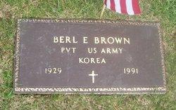 Berl E. Brown