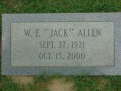 William Frank Jack Allen, Jr