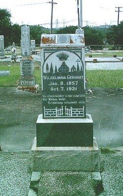 Wilhelmina <i>Tonne</i> Gerhart