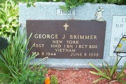 George J Brimmer