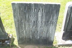 Abigail <i>Pierce</i> Conkey