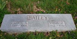 Carrol Alice <i>Rowan</i> Bailey