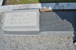 Sgt Edward Waldo Cribbs