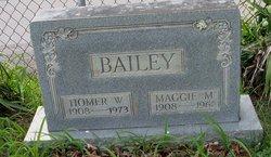 Homer W. Bailey