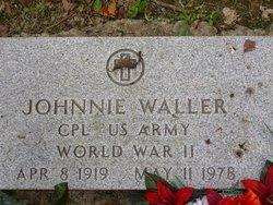 Johnnie Waller