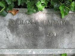 Indiana Canaday