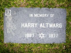 Harry Altwarg
