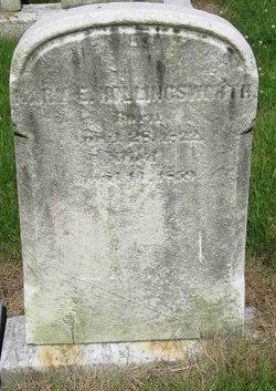 Mary E. Hollingsworth