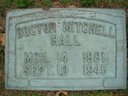 Doctor Mitchell Hall