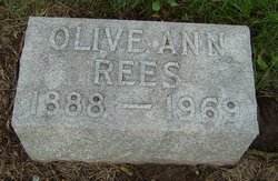 Olive Ann Rees