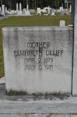 Elizabeth <i>Olliff</i> Jones