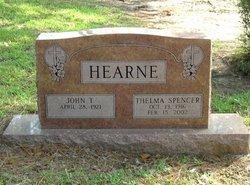 Thelma <i>Spencer</i> Hearne