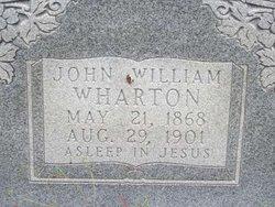 John William Wharton