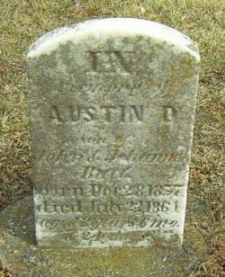 Austin D Bart