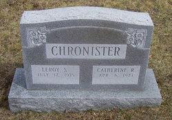 Leroy S Chronister
