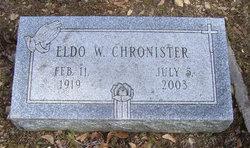 Eldo W Chronister