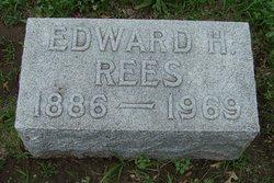 Edward Herbert Rees