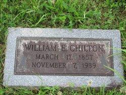 William Edwin Chilton