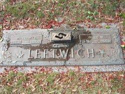 Mary Elizabeth <i>Woodford</i> Leftwich