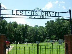 Lester's Chapel Cemetery