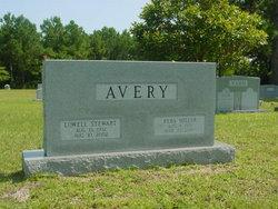 Lowell Stewart Avery, Sr
