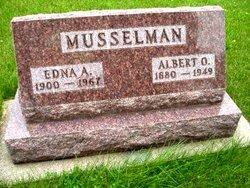 Edna A. <i>Templin</i> Musselman