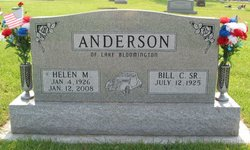 Helen Maxine <i>Barnard</i> Anderson