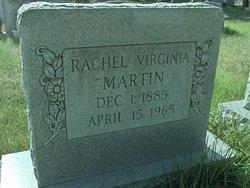 Rachel Virginia <i>Richardson</i> Brady Martin