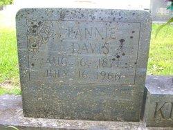 Fannie <i>Davis</i> Kingen