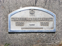 Hattie Maye <i>Turner</i> Darnell