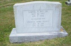 Virginia Byrd <i>Pearce</i> Bell