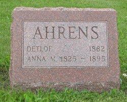 Anna M. Ahrens