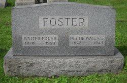 Walter Edgar Ed Foster
