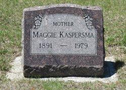 Maggie <i>Verwolf</i> Kaspersma