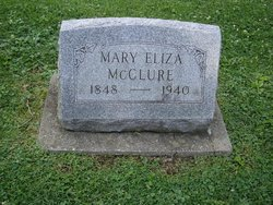 Mary Eliza Lide McClure