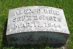 Alexander Dunsmore Reid