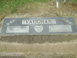 Freddie Jane Vaughan
