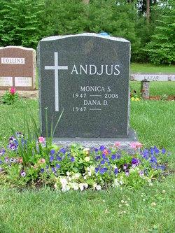 Monica Sue <i>Hefner</i> Andjus