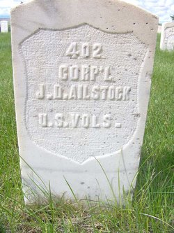 Corp Jordan David Ailstock