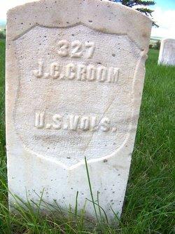 Pvt John C. Croom