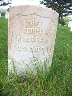 Corp William H. Dean