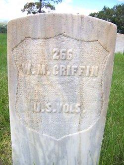 Pvt William M. Griffin