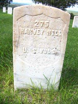 Pvt Harvey Hill