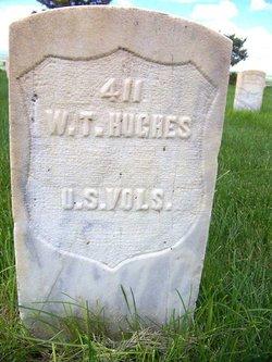 Pvt William T. Hughes