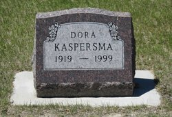 Dora Kaspersma