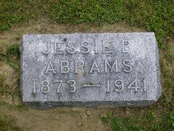 Jessie <i>Mosier</i> Abrams