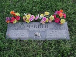 Alvin A. Madden